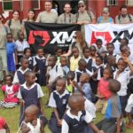 XM(XM.com)がウガンダにて新校舎の開校式を行う