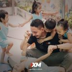 XMはタイでの子供達へのチャリティイベントを開催