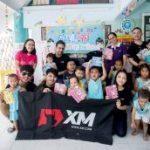 恵まれない子供たちへのXMTradingのチャリティーイベントを開催