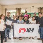 XMはフィリピン、マカティにおけるXMの慈善活動